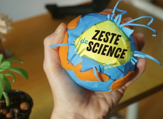 Zeste de Science